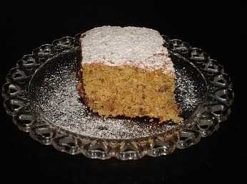 "Greek Fanouropita Recipe. ""Yesterday, August 27th, was the name day of Saint Fanourios, the patron saint of things lost. His name is invoked when prayers are asked for the recovery of things lost items. The recipe below is for Fanouropita, a cake traditionally eaten on his name day."""