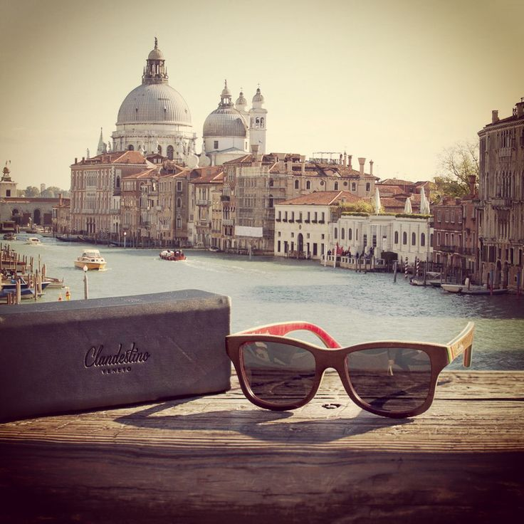 Venice - the hometown of Clandestino