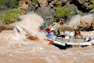 Grand Canyon Kayaking, Kayaking Trips, Kayaking Expeditions - Hatch River Expeditions (Water Rafting Trips)
