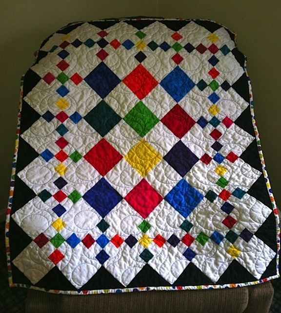 17 Best images about colchas on Pinterest | Deep sea, Quilt and Chic : pinterest baby quilts - Adamdwight.com