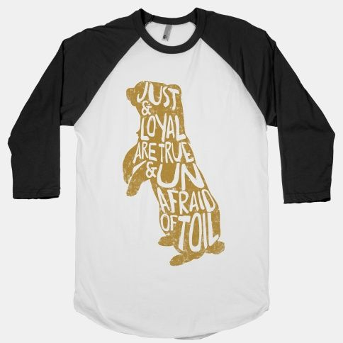 Just & Loyal Are True & Unafraid Of... | T-Shirts, Tank Tops, Sweatshirts and Hoodies | HUMAN