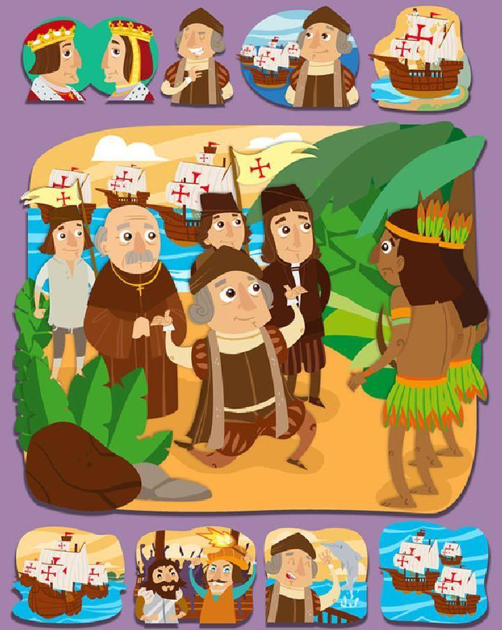 SECUENCIAS-Historia del Descubrimiento de América: