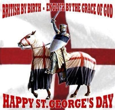 Happy St.Georges Day.... #stgeorgeday #pinterest #mike1242