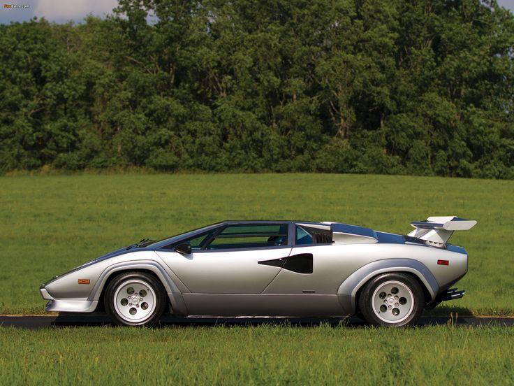 Elegant Lamborghini Countach LP5000 S 1982u201385 Photos (2048 X 1536) Great Ideas