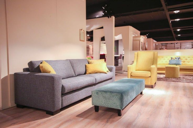 Hiver, bankstel, bank, zitcomfort, design, fauteuil, hocker, meubitrend.