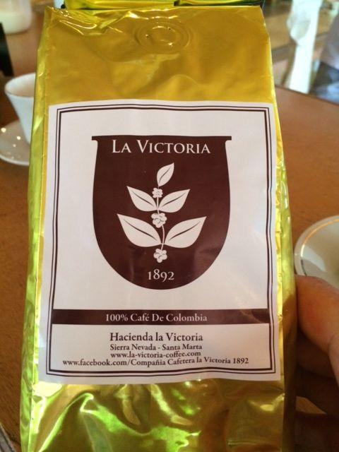 Very exclusive organic Coffee