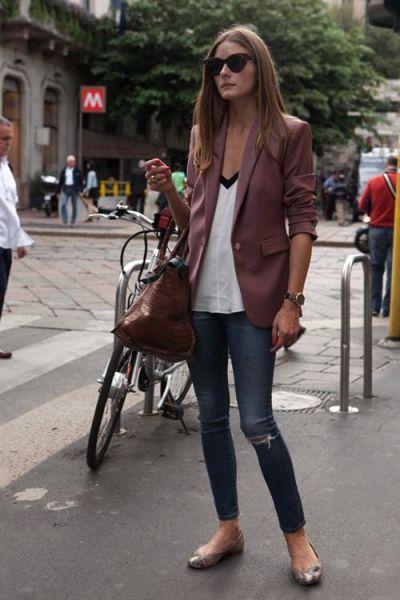 5 motivi per amare (il look) di Olivia Palermo - MarieClaire