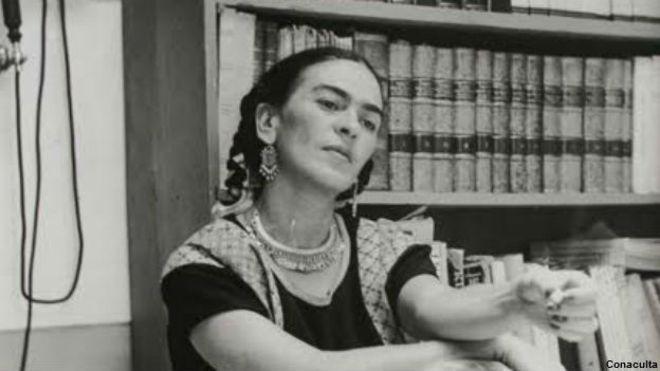 Revelan cartas de Frida Kahlo para su mamá