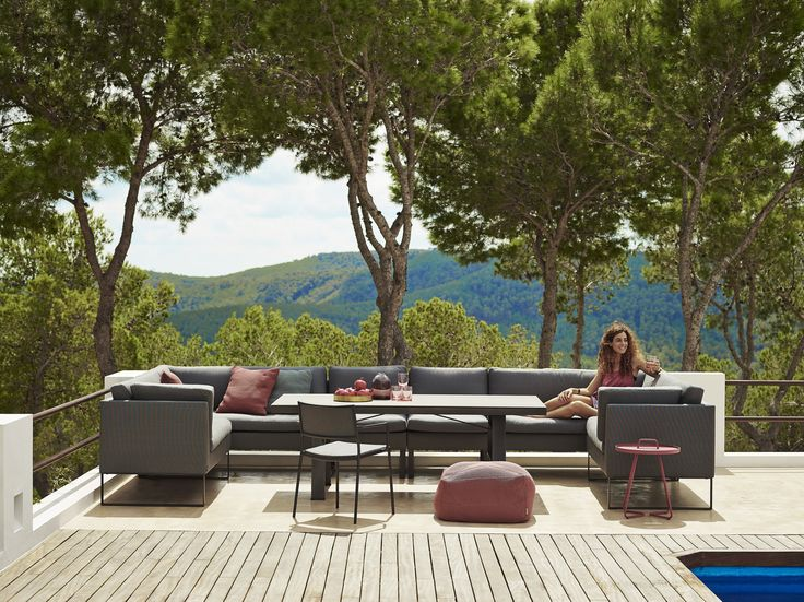 Find this Pin and more on Sofa and lounge garden furniture by caneline. 22 best Sofa and lounge garden furniture images on Pinterest