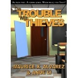 The Trouble With Thieves: Return to Averia (Kindle Edition)By Ande Li