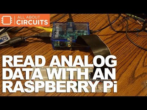 Building Raspberry Pi Controllers Part 5: Reading Analog Data with an RPi