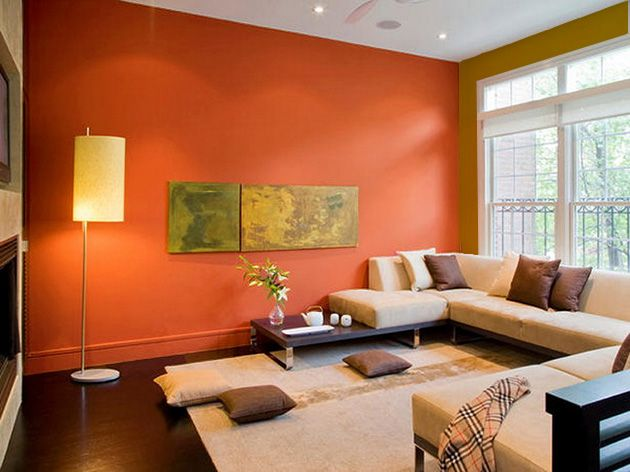 Guía Para Combinar El Color Teja En Decoración Como Un Profesional Mil Ideas De Decoración Colores De Interiores Decoracion De Interiores Pintura Colores De Casas Interiores