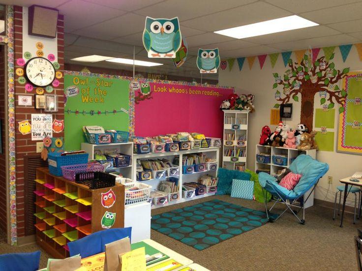Owl Classroom Theme Owl Classroom Decor by Schoolgirl Style www.schoolgirlstyle.com