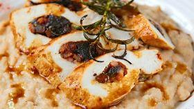 20 receptů na kuřecí prsa.....http://m.fresh.iprima.cz/20-zpusobu-jak-zpracovat-kureci-prsicka#null