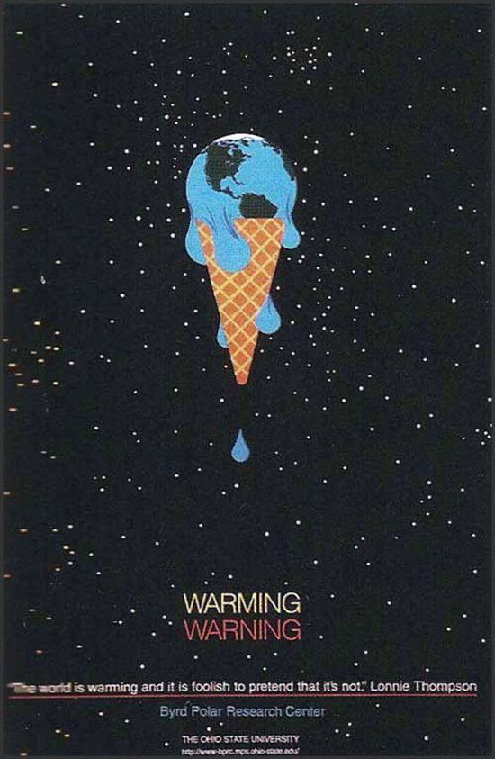 Charle Harper Global Warming Warning