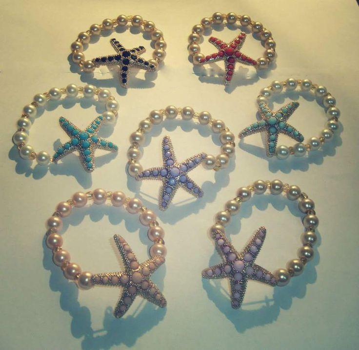 Pulseras Estrella de mar