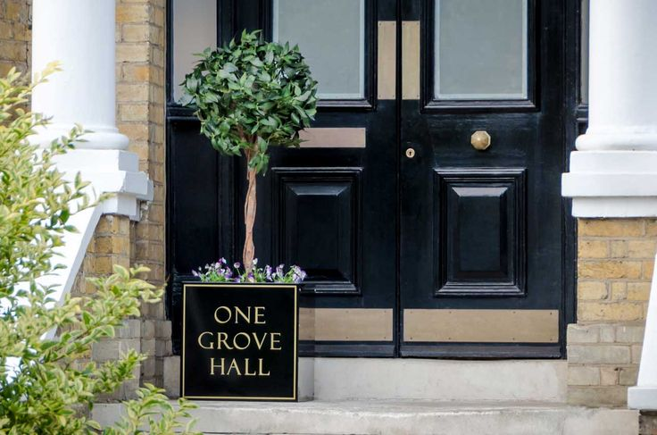 Add Kerb Appeal To Your Front Door With A Personalised Planter. These  Containers Can Be Made In Any Size And Colour To Fit The Space On Your  Doorstep.