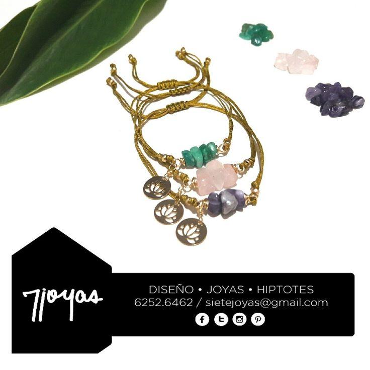Botánica Urbana Línea Basics #7joyas ##botanicaurbana #jewerly #bracelets #pulseras #cristalhealing  #joyas #madeinpanama #modapty #jewerlyhandmade #jewelydesing #loveit #newarrival #musthave
