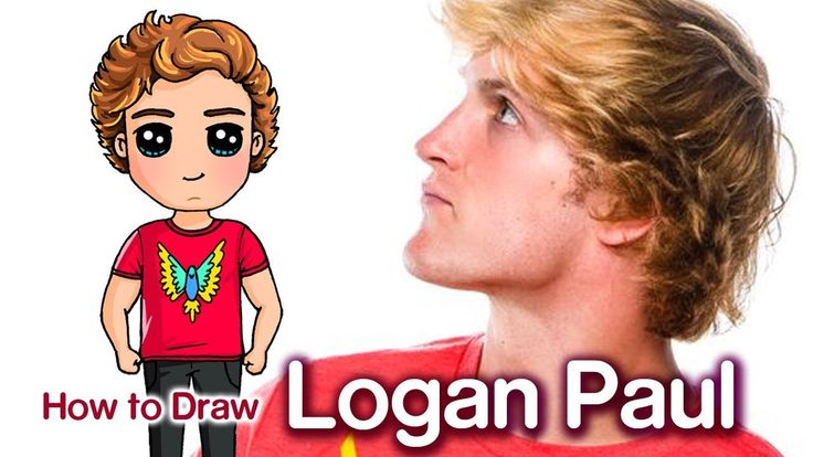 how to draw alex the youtuber