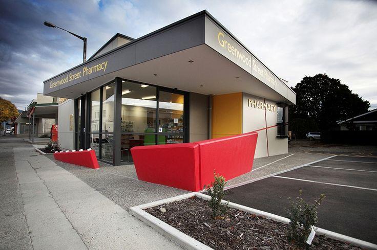 Pharmacy Design, Motueka, NEW ZEALAND, pharmacy, Arthouse Architecture Ltd, by flickr,photo by John-Paul Pochin, www.facebook.com/epsilonbratanis