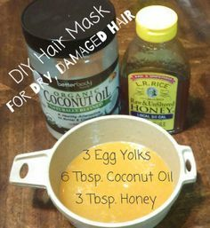 I prefer using natural, homemade beauty products, and while browsing Facebook I found this DIY hair mask. Coconut oil and honey are used in most of my skin and hair care regimens, so I had all thre…