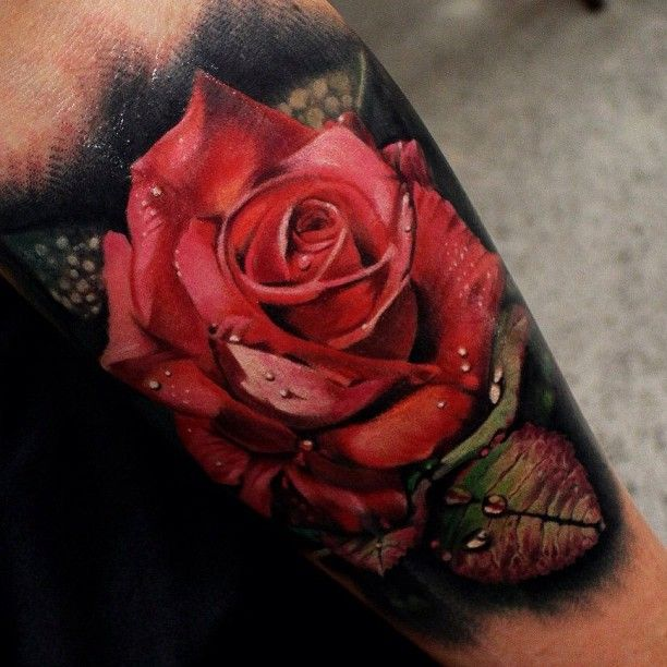 Tattooist: Matt Jordan