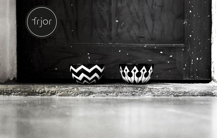 six bowls - six different patterns   porcelain . height 8cm . diameter 14cm . capactiy 725ml . weight 449g