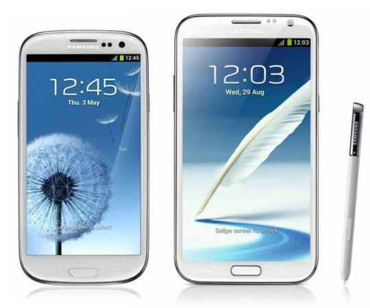 Samsung Galaxy Note 2, Galaxy S3: KitKat Update Android 4.4.2 Rollout Status