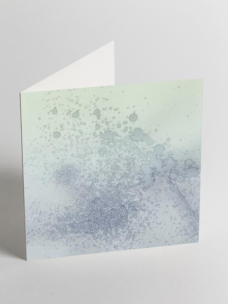 Under Water Card by Danish Artist and designer Ditte Maigaard who runs the Ditte Maigaard Studio, Store and Online Shop.