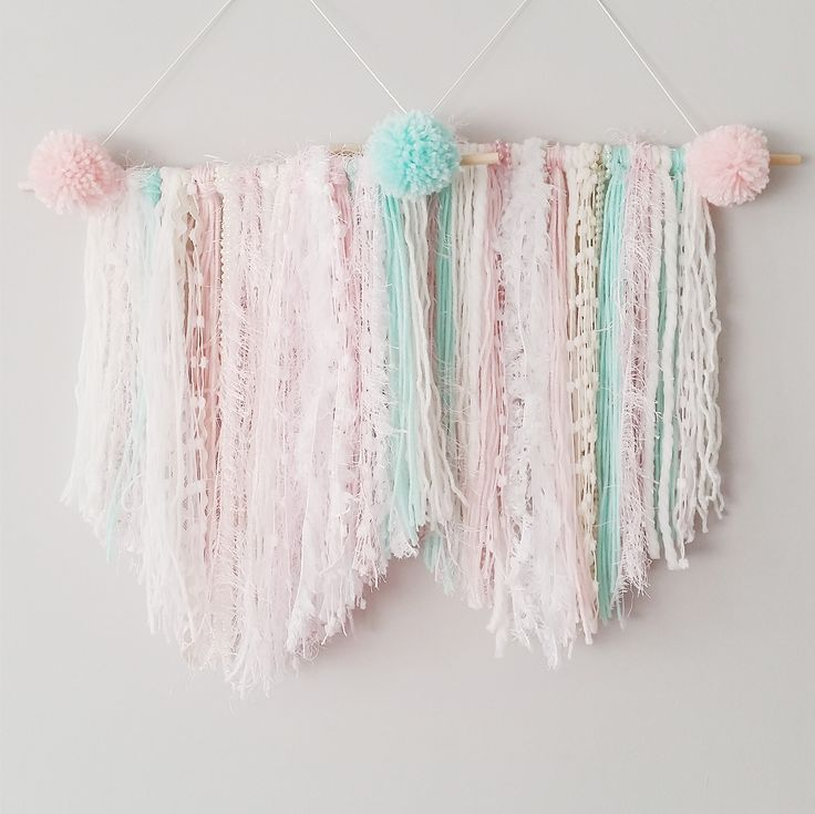 These gorgeous numbers are the perfect addition to your little ones bedroom or any room in the house!When placing your order, note if you would like your wall hanging with or without pompoms or tassels. Custom orders - please note what colours you would like. These items are made to order, please allow 2-3 weeks from date payment has been received. No responsibility can be taken for lost or damaged goods once posted.