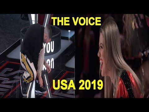 The Voice USA 2019 - Best Blind Auditions Of The Voice usa