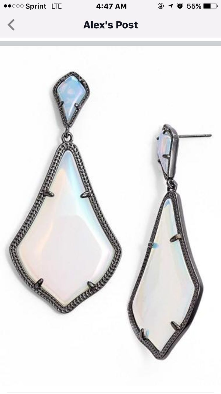 ISO these kendra scott earrings please let me know if u have for sale !