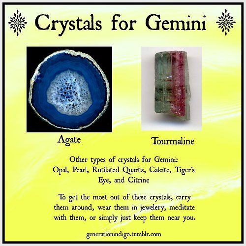 8 best gemini images on pinterest zodiac mind zodiac for Crystals and zodiac signs