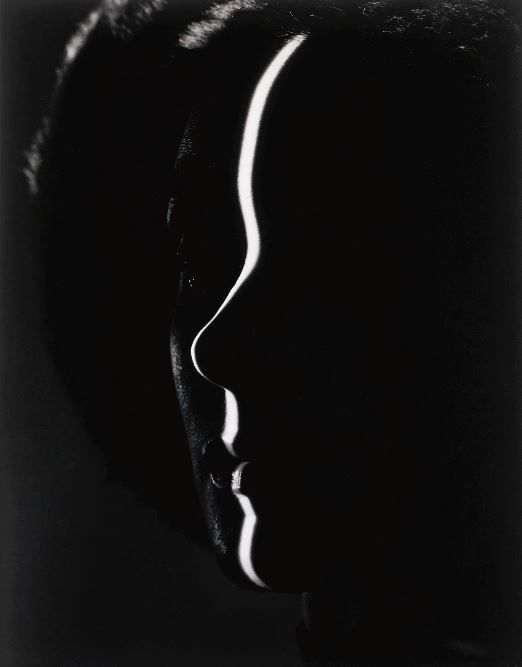 photogram by Laszlo Moholy-Nagy