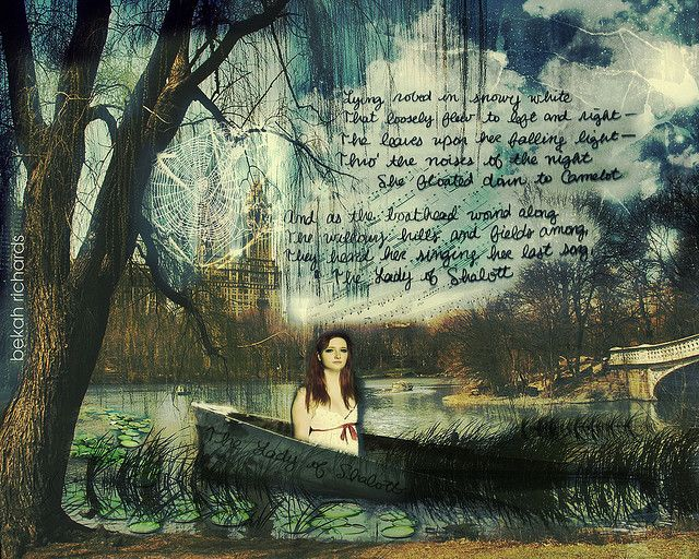 17 Best images about ~The Lady of Shalott~ on Pinterest ...
