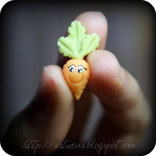 Mini mini zanahoria | Flickr: Intercambio de fotos