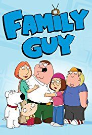 Family Guy - TV-14 | 22min | Animation, Comedy | TV Series (1998– )