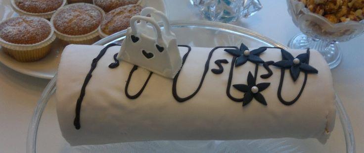 #leivojakoristele #kääretorttuhaaste Kiitos Marika K.