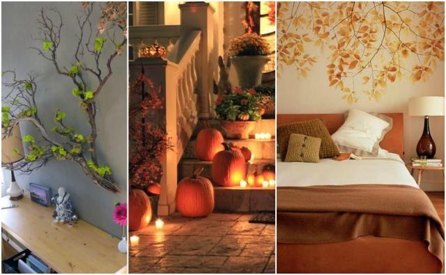 Jesienne pomysły na cudowny dom!