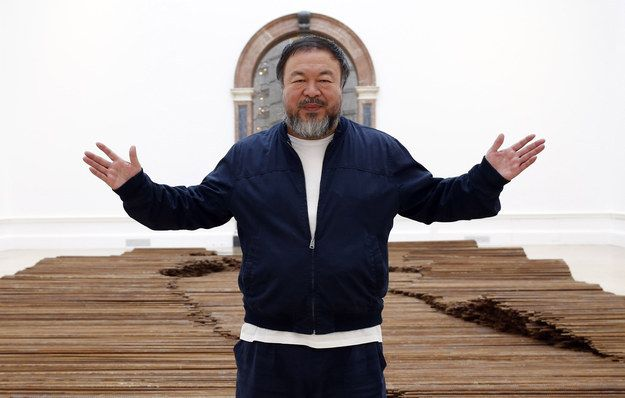 Ai Weiwei Has Cancelled A Danish Show Over The Country's Harsh New Refugee Law