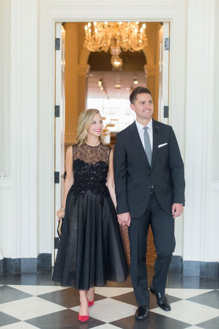 What To Wear To A Black Tie Optional Wedding My Style