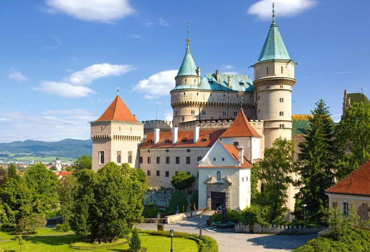 Bojnice Castle, Bojnice Slovakia