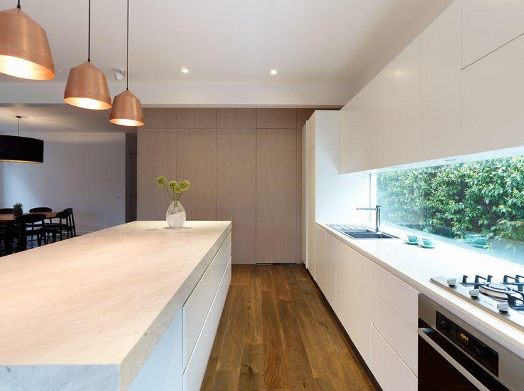 Bower Architecture// interior, kitchen