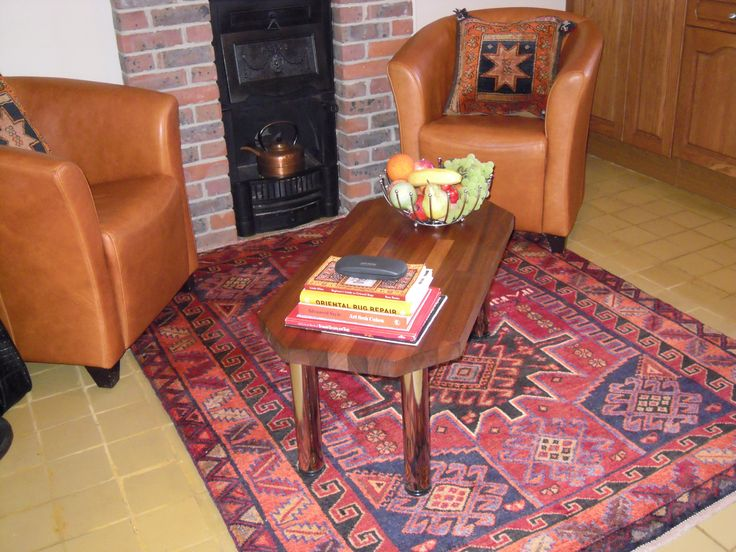 Persian handmade saddle bags cushions nicely combined with a nomadic carpet. Don't they look great?