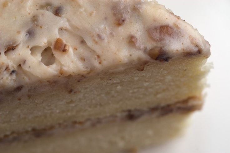 Butter Pecan Recipe Cake