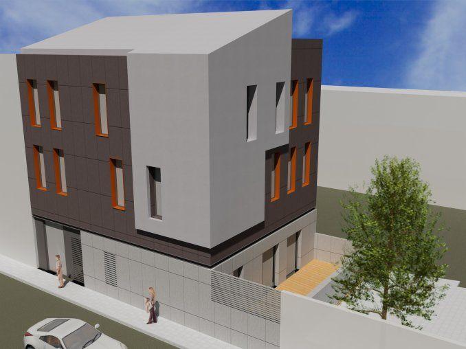 Edificio plurifamiliar, Sant Vicenç dels Horts / AMSA Arquitectura