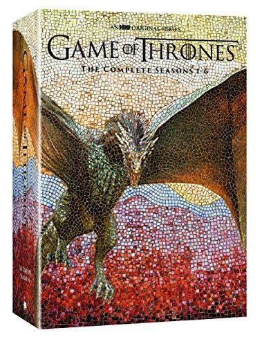 Game of Thrones: Season 1-6 Gift Set (DVD)