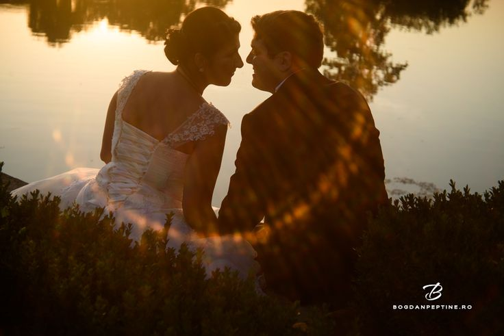 Sedinta foto after wedding la Palatul Mogosoaia