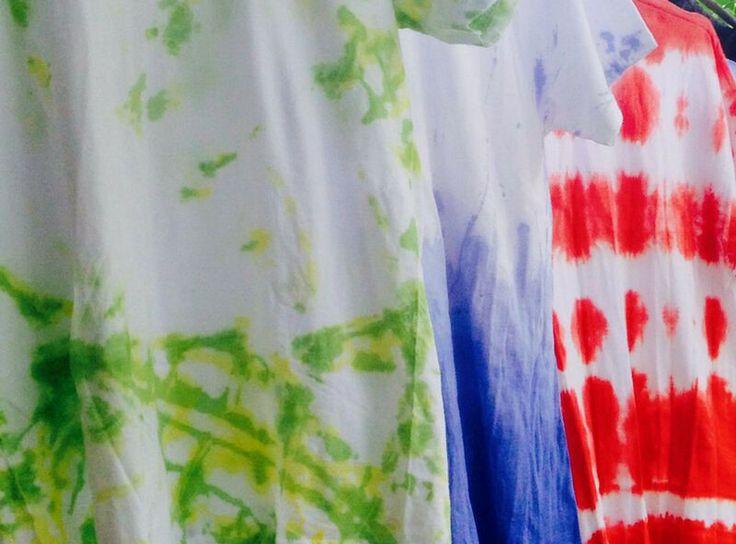 Fantasy tie dye