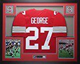 Eddie George Ohio State Buckeyes Premier Jerseys